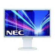 "NEC MultiSync E223W 22"""" TN Blanco pantalla para PC"