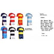 Zeus- Completo Calcio Kit Franklin Manica Corta