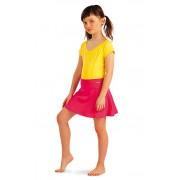 LITEX Dres s krátkými rukávy 99415105 žlutá 110