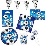 Voetbal feestpakket extra voor 10 personen
