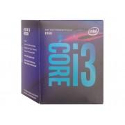 Intel Procesador INTEL Core i3-8100 Quad-Core 3.6GHz