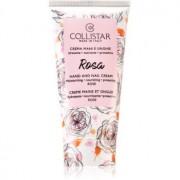 Collistar Rosa Hand and Nail Cream cremă hidratantă pentru mâini și unghii 50 ml