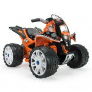 Injusa Elfyrhjuling ATV The Beast 6 volt