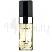 Chanel Cristalle EDT дамска тоалетна вода 100 мл. Без опаковка