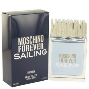Moschino Forever Sailing For Men By Moschino Eau De Toilette Spray 3.4 Oz