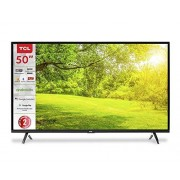 """TCL TV 50"""" 4K UHD Smart Android TV 50A423"""
