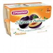 Plasmon (heinz italia spa) Omo Pl.Sap.Nat.Prugna 4x100g
