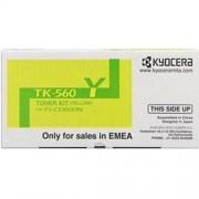 Toner KYOCERA TK-560Y Yellow FS-C 5300DN