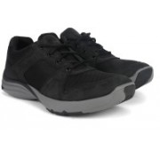 Clarks Wave Launch Black Mesh Casual For Men(Black)