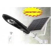 Lampa stradala 20W,panou solar si telecomanda