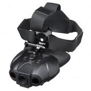 Monokulár s IR LED nočné videnie do 100m + 3x zoom optický