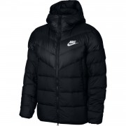 Geaca barbati Nike Sportswear Windrunner Down Fill Men's Hooded Jacket 928833-010