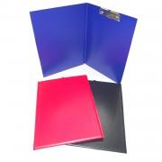 Clipboard dublu A4 Papet diverse culori D1201
