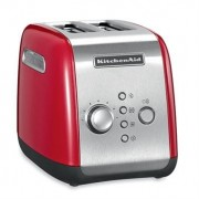 Grille-pain 2 tranches rouge 5KMT221EER Kitchenaid