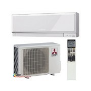 Mitsubishi Electric 9000 BTU inverter MSZ-EF25VEW + MUZ-EF25VE