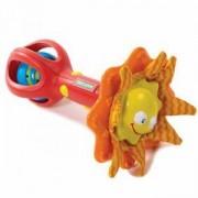 Бебешка дрънкалка - малки умничета - слънчоглед, Tiny love, 076220