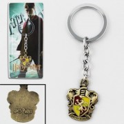 Brand New Harry Potter Gryffindor Logo Metal Key Ring Chain Keychain Gift