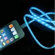 Svítící kabel pro iPhone 5/5S