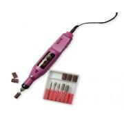 Freza electrica roz