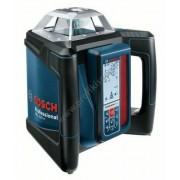 Bosch GRL 500 HV forgólézer + BT 170 HD állvány + GR 240 mérőléc