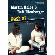 Acoustic Music Books Kolbe/Illenbeger: Best of Kompositionen für 2 Gitarren