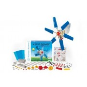 Thames & Kosmos 623913 Wind Power Science Kit with Coloring Book