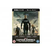 Blu-Ray Captain America: The Winter Soldier 4K 4K Blu-ray