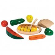 Joc din lemn alimente de feliat Melissa Doug