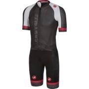 Castelli Sanremo 3.2 Speed Suit - completo bici - uomo - Black/White