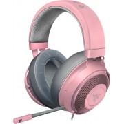 Razer - Kraken Wired Stereo Gaming Headset - Quartz Pink