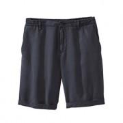 Myths Tencel-Leinen-Shorts, 50 - Blau