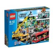 Lego Town Square, Multi Color
