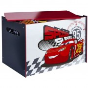 Disney Toy Box Cars 60x40x40 cm Red WORL320013