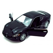 Maserati Gran Turismo, Black - Showcasts 73361 - 1/24 Scale Diecast Model Toy Car