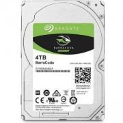 Твърд диск Seagate BarraCuda, 4TB, 2.5, SATA 6Gb/s 128MB 5400RPM, ST4000LM024