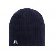 J.Lindeberg Men's Achieve Wool Blend Hat Blå