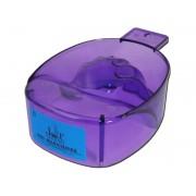 Bol acrilic pentru manichiura, violet transparent, art. nr.: 300054