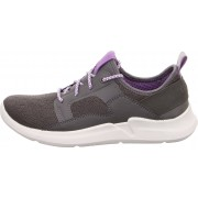 Superfit Thunder Sneaker, Grey/Purple 33