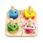 Hape Creative Peg Puzzle E0411