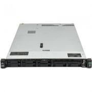 HPE ProLiant DL360 Gen10 1U Rack, Xeon Silver 4210R (10-Core, 2.4 GHz, 100W)1P, RAM 16GB RDIMM Dual Rank x8 DDR4-2933, RAID P408