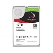 "10TB 3.5"" SATA III 256MB ST10000VN0004 Ironwolf Guardian HDD"