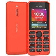Refurbished Nokia 130 Dual Red Mobile