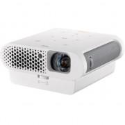 Videoproiector BenQ GS1, WXGA, 300 lumeni, Alb