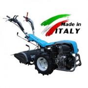 413S Motocultor Bertolini motor Lombardini 15LD440 , putere 11 CP , freza de pamant de 70 cm , roti pneumatice cu ecartament reglabil