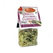 Risotto Pronto Zucchine e Gamberetti - 250g