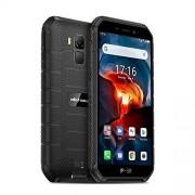 Ulefone Armor X7 Pro Smartphone robusto, 4G teléfonos celulares resistentes desbloqueados IP68 a prueba de agua, Android 10 Dual Sim 5 pulgadas HD 13MP + 5MP 4GB + 32GB 4000mAh desbloqueo facial, a prueba de golpes, GPS, GLONASS, brújula, (negr