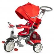 Tricicleta DHS Coccolle Modi Rosu 335010220