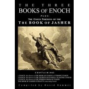 The Three Books of Enoch, Plus the Enoch Portions of the Book of Jasher, Paperback/R. H. Charles