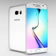 Samsung Galaxy S6 Edge (m. burn-in) 32GB White Pearl