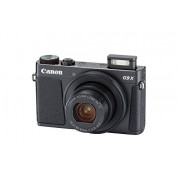 Canon PowerShot G9 X Mark II Compact Digital Camera w/ 1 Inch Sensor and 3inch LCD - Wi-Fi, NFC, & Bluetooth Enabled